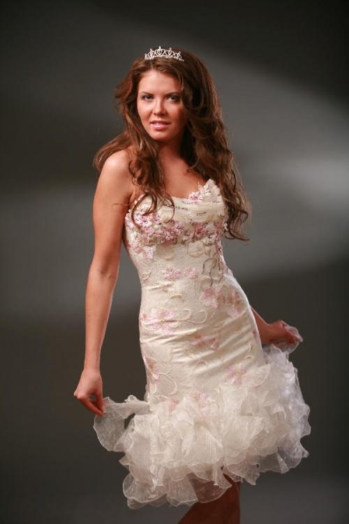 Свадебные платья Модель U 123