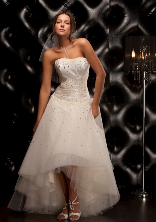 Свадебные платья Модель U 160