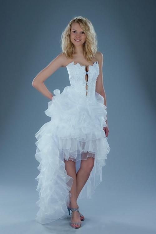 Свадебные платья Модель «Аэлита»