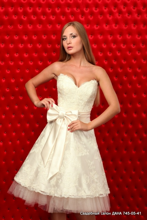 Свадебные платья Свадебное платье  Модель U 233