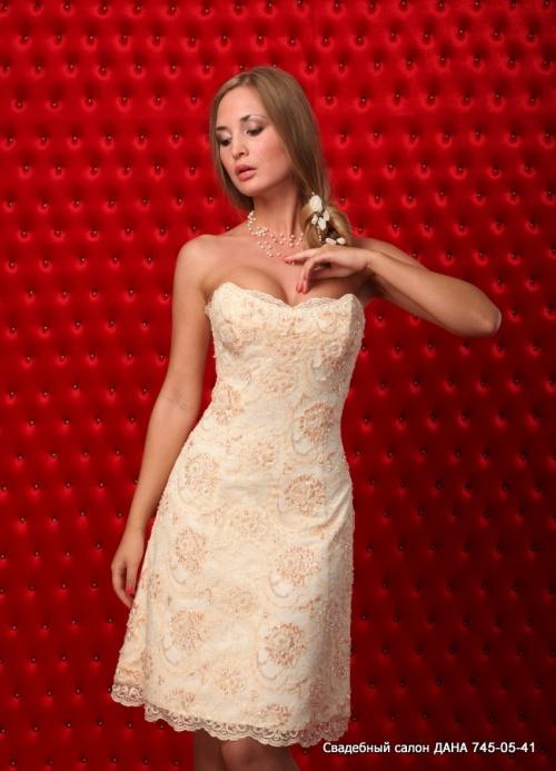 Свадебные платья Модель U 104