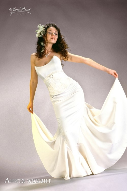 Свадебные платья Модель AR «Анита элегант»