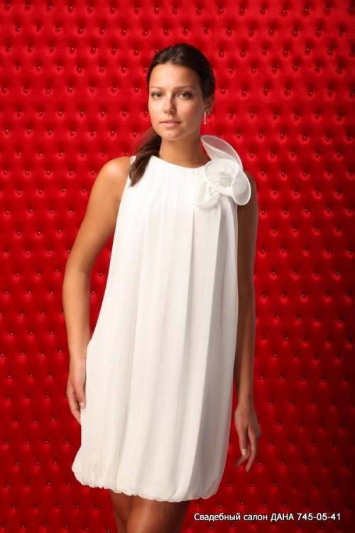 Платье Полный