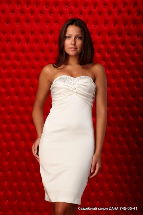 Свадебные платья Модель T 186