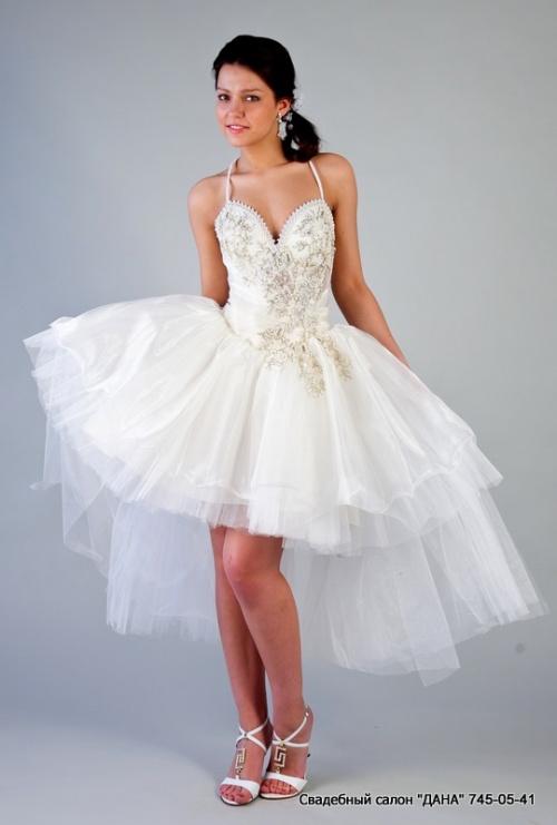 Свадебные платья Свадебное платье  Модель U-10