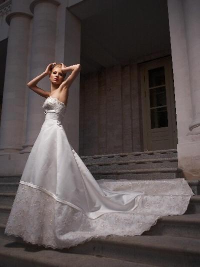 Свадебные платья Модель SP1-823