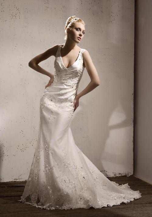 Свадебные платья Модель 33-00001