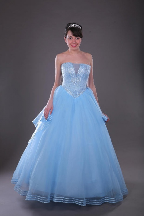 Свадебные платья Платье  Модель М910