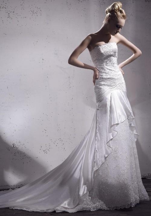 Свадебные платья Модель M944