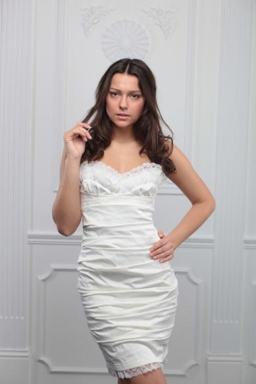 Свадебные платья Модель T 153-1