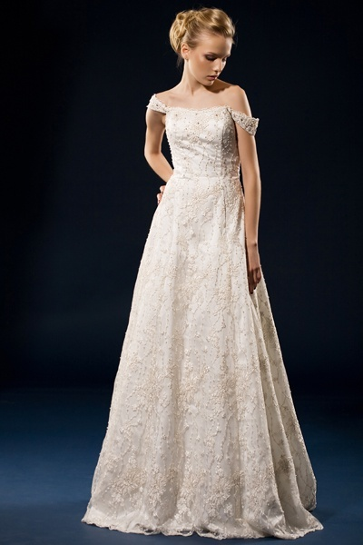Свадебные платья Модель J 183