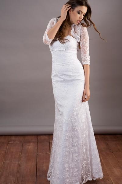 Свадебные платья Свадебное платье  Модель J 158