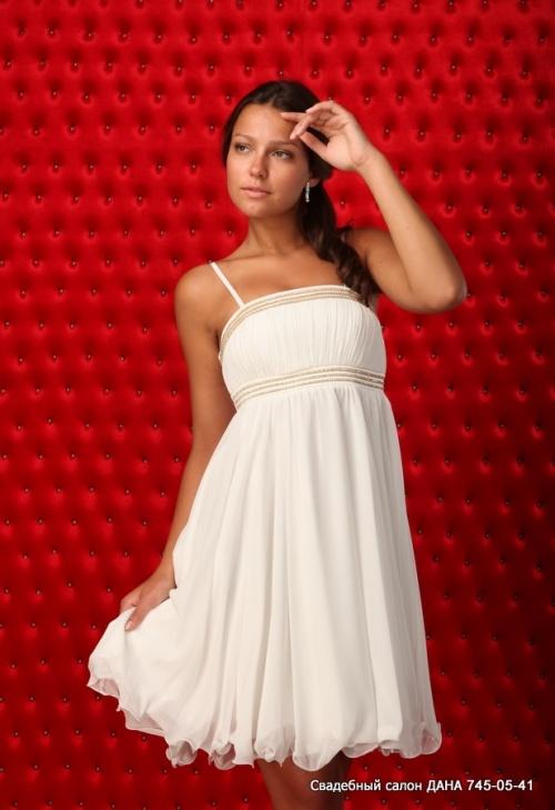 Свадебные платья Модель T 190