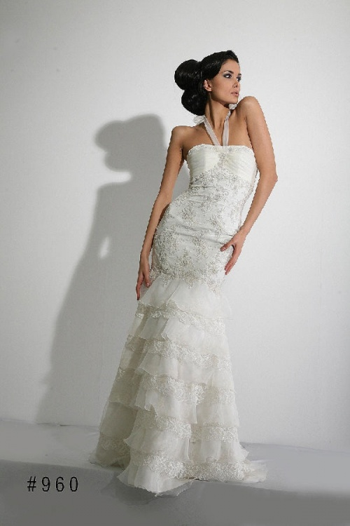 Свадебные платья Свадебное платье  Модель 960