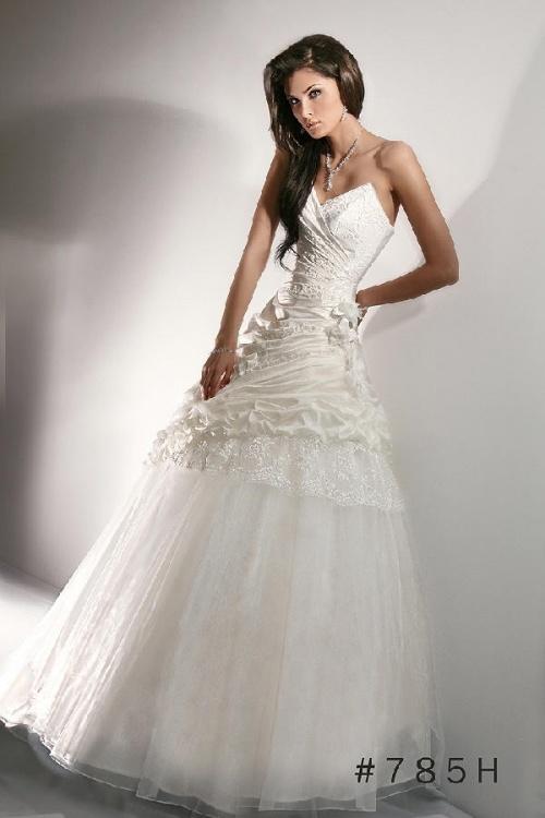 Свадебные платья Модель 785 H