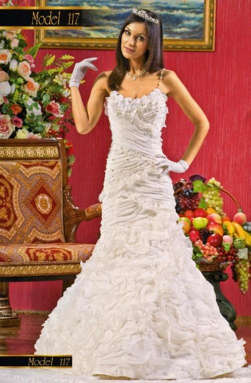 Свадебные платья Модель U117