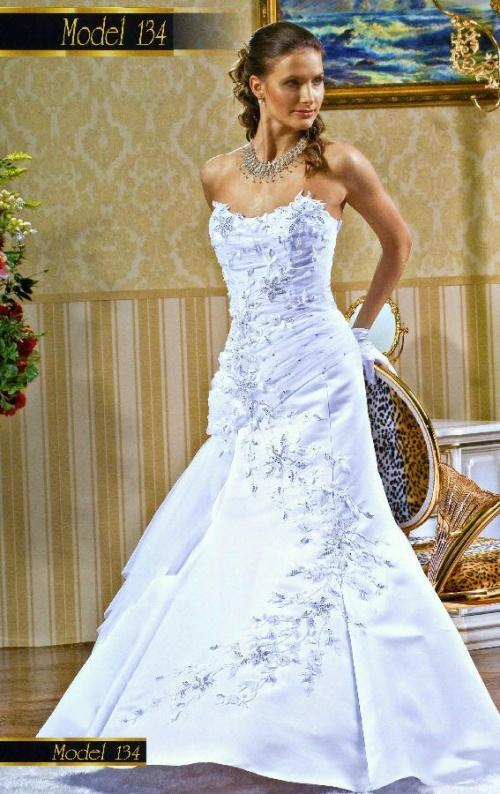 Свадебные платья Модель U134