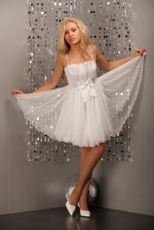 Свадебные платья Модель T 221