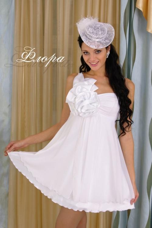 Свадебные платья Модель Флора