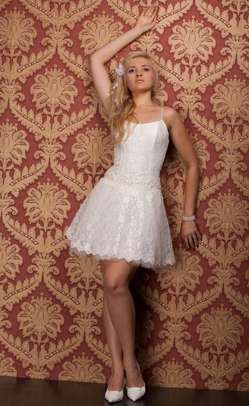 Свадебные платья Модель U 15