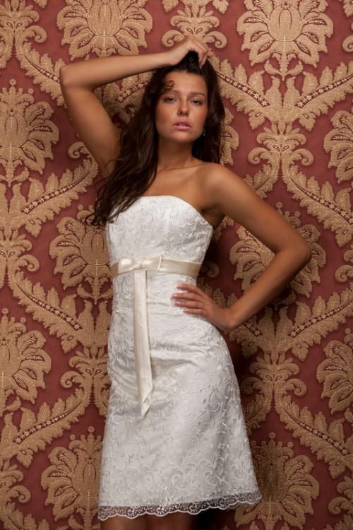 Свадебные платья Модель U 68