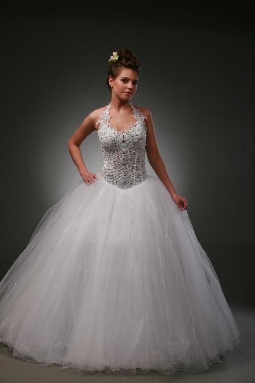 Свадебные платья Свадебное платье  Модель 4659