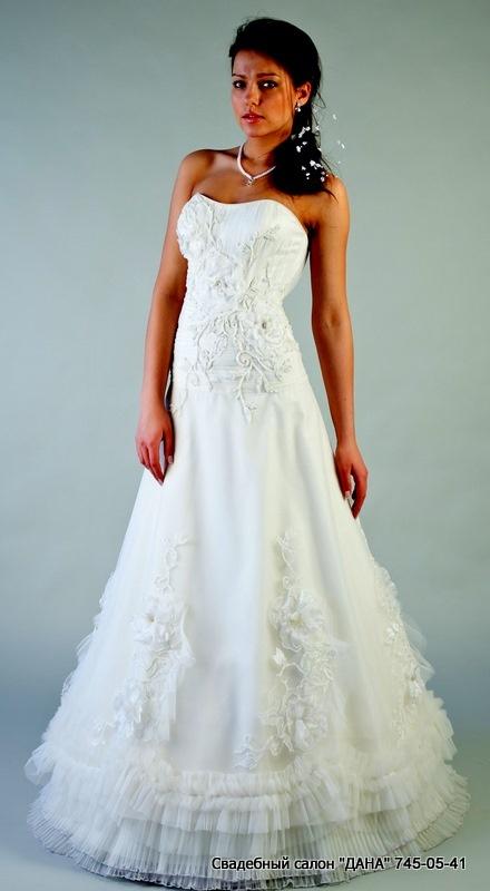 Свадебные платья Модель 03