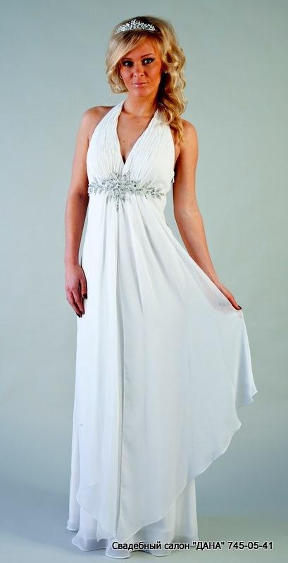 Свадебные платья Модель 04