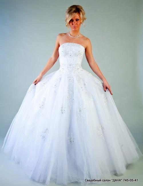 Свадебные платья Модель 06