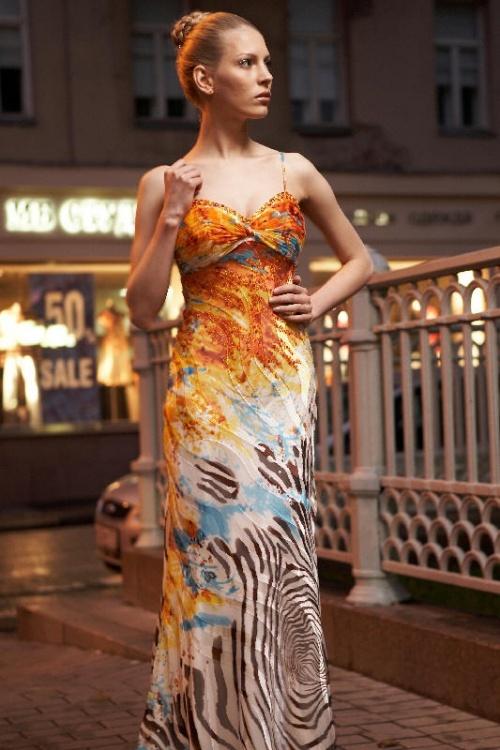 Платья Модель J 935