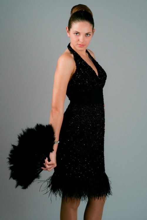 Женские платья Платье Модель N1109
