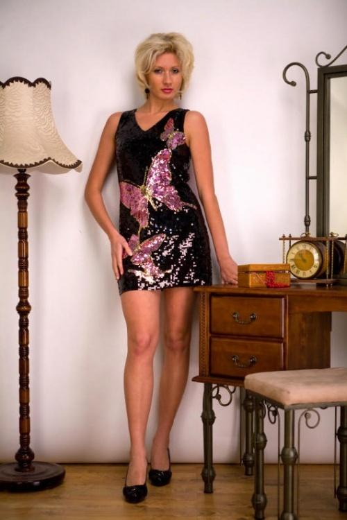 Платья Модель S 009