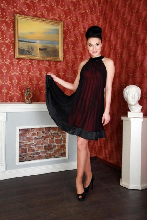 Женские платья Платье  Модель D 7998