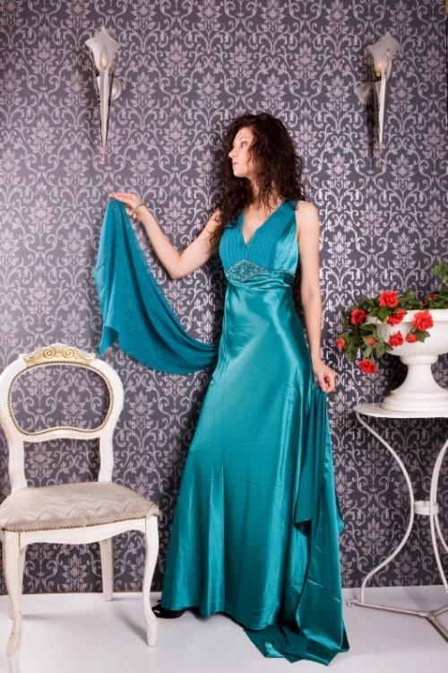 Платья Модель D 901