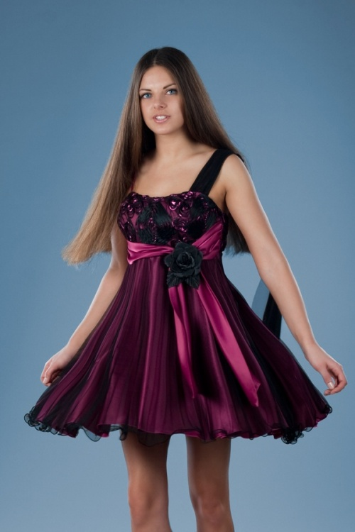 Платья Модель Т 132