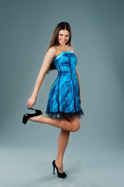 Платья Модель АМ 32