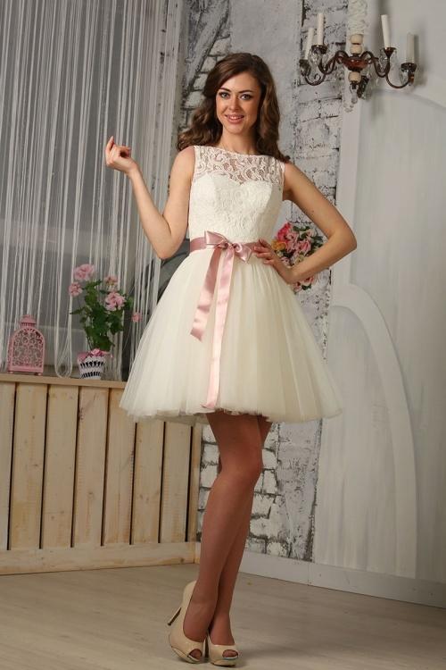 Свадебные платья Свадебное платье  Романтика