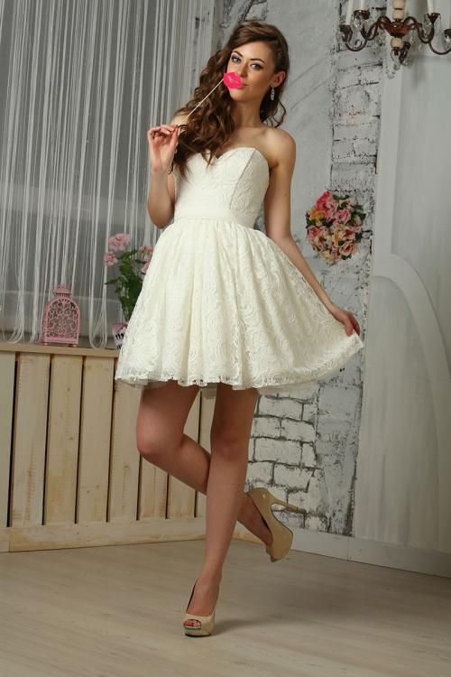 Свадебные платья Модель UN 21