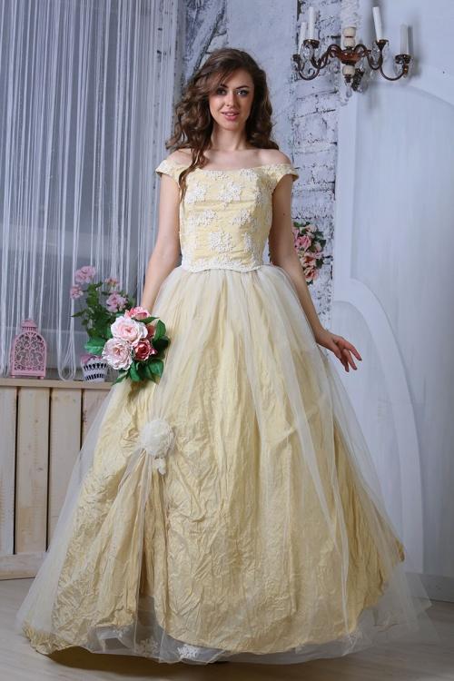 Свадебные платья Модель U 373
