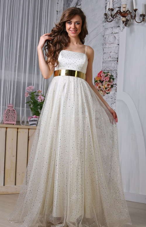 Свадебные платья Платье  Модель T 315