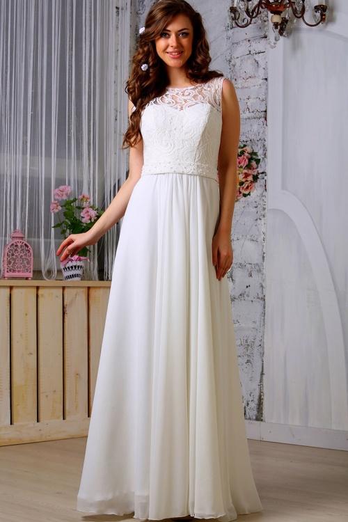 Свадебные платья Модель UN 374