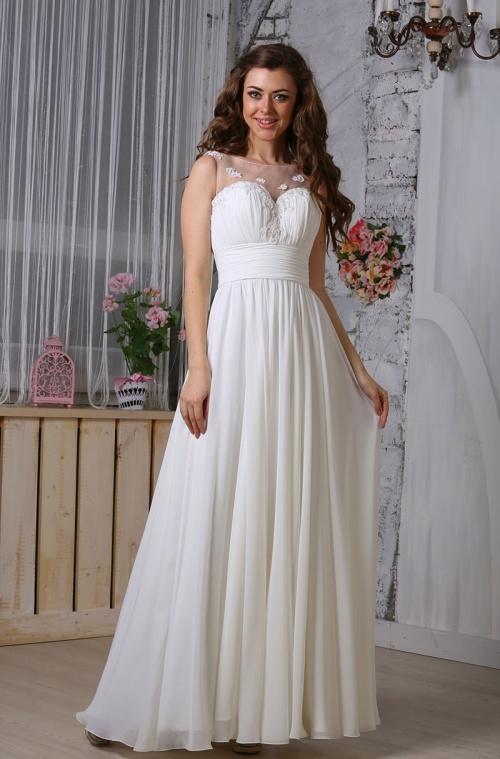 Свадебные платья Свадебное платье  Магнолия