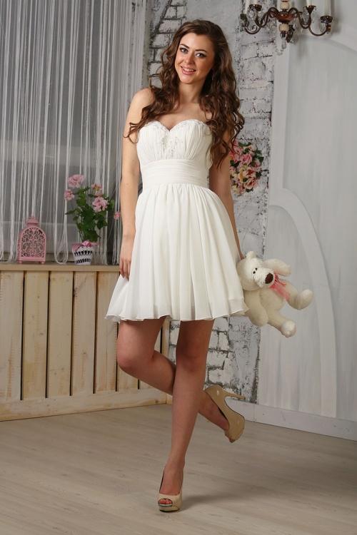 Свадебные платья Модель UN 23