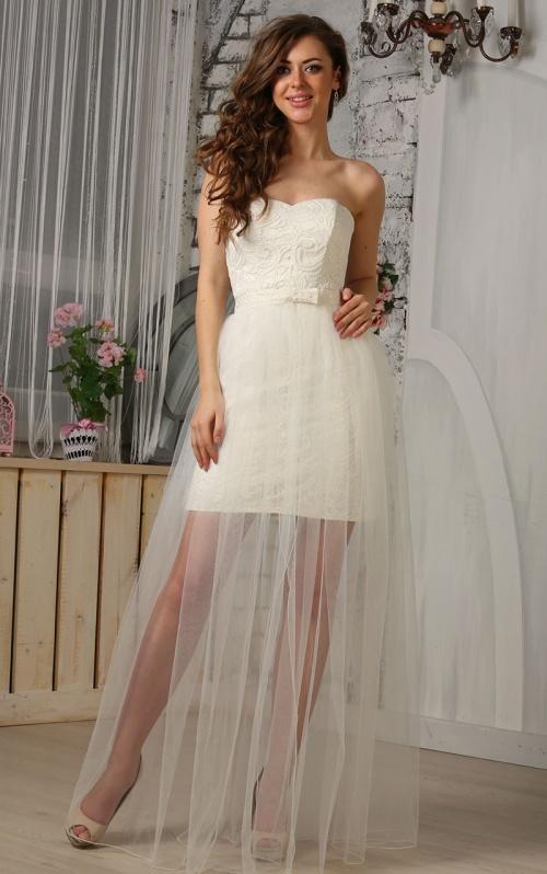 Свадебные платья Модель UN 372