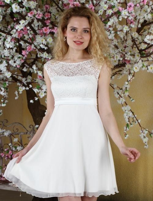 Свадебные платья Модель ЛК 35