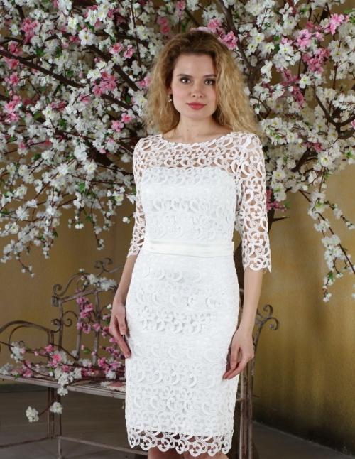 Свадебные платья Модель ЛК 36