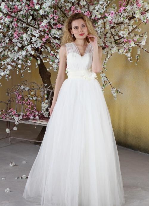 Свадебные платья Модель U 378