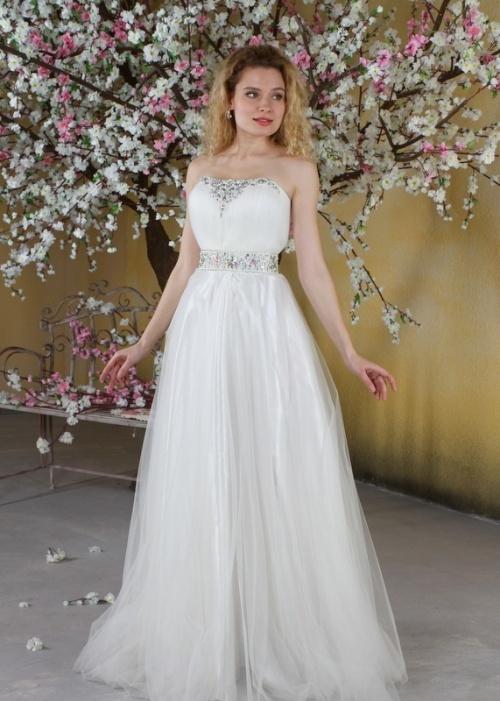 Свадебные платья Модель U 380