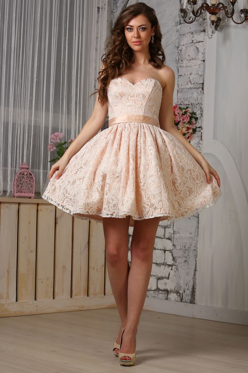 Платья Модель U357