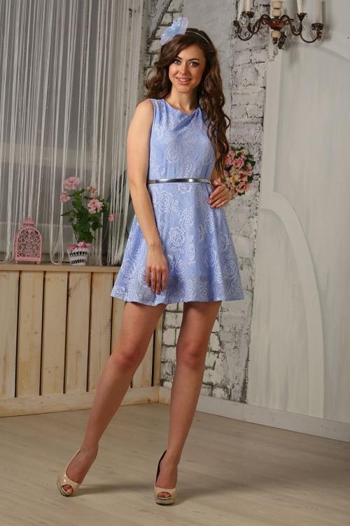 Платья Модель U363